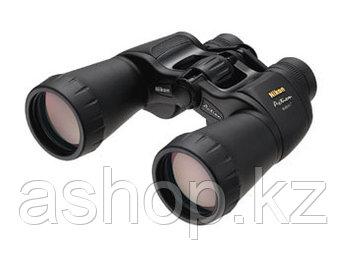 Бинокль полевой Nikon Action EX 16x50, Относительная яркость: 9,6, Сфера применения: Дневной свет, Цвет: Чёрны