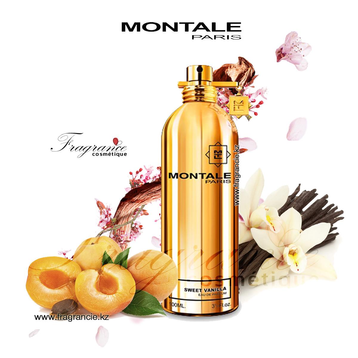 Парфюм Montale Sweet Vanilla 100ml (Оригинал - Франция)