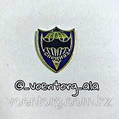 Значок металлический , «Спецназ»(щит с летучей мышью на парашюте)