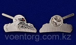 Значок Танк Т-34