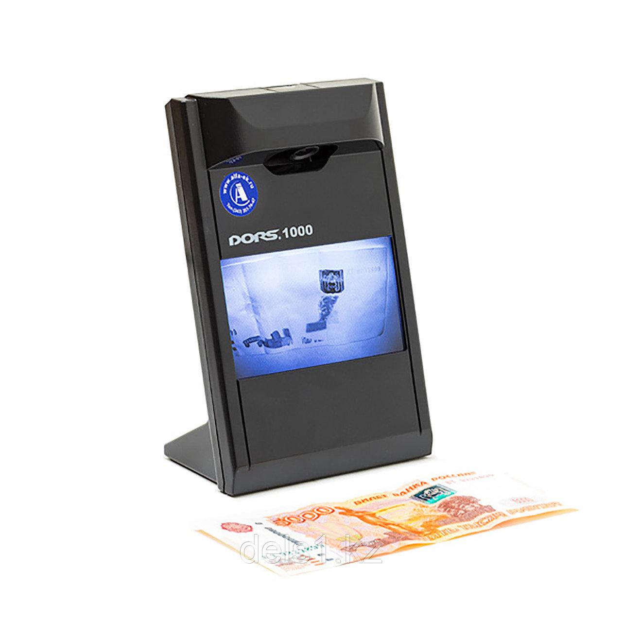 Детектор банкнот DORS 1000