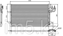 Радиатор кондиционера FORD FOCUS II 05-11