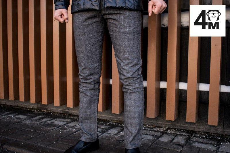 Мужские брюки - фото 1