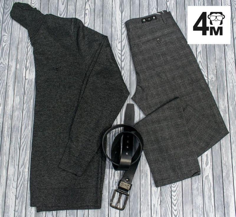 Мужские брюки - фото 3