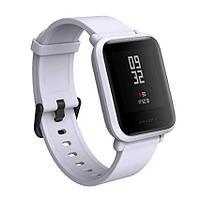Смарт часы Xiaomi Amazfit Bip ремешок белый, фото 1