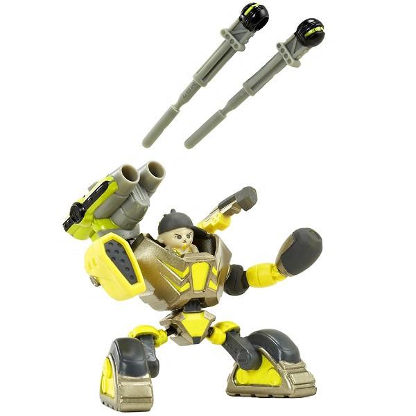 Ready2Robot 553885 Две капсулы (Крепыш и оружие)