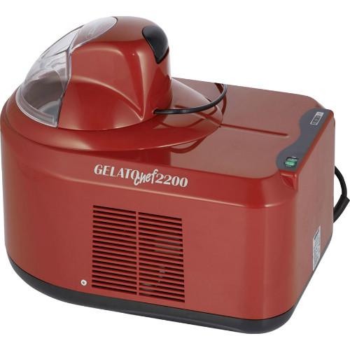 "Компрессорная мороженица ""Gelato Chef 2200 Rosso"""