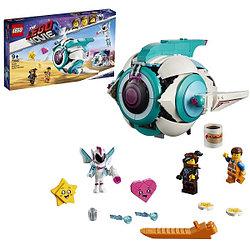 Конструктор Lego Movie 2 70830 Конструктор 2 Подруженский Звездолёт Мими Катавасии