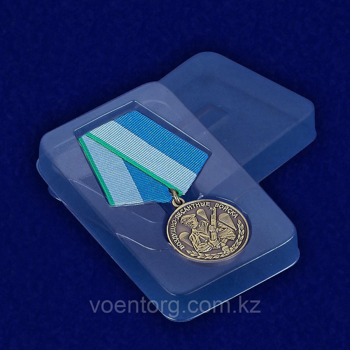 """Медаль «Воздушно-десантные войска"""""""