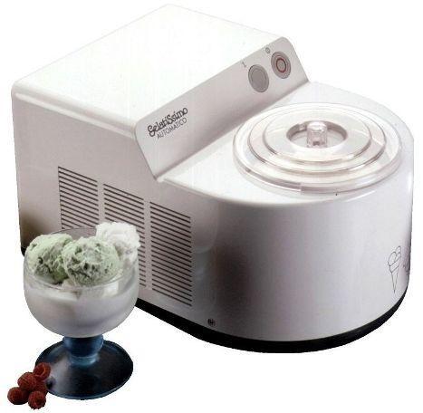 """Компрессорная мороженица """"GELATISSIMO CLASSIC"""" предельно проста в использовании"""