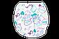 Подгузник для плавания, размер S, для ребенка весом 3-6 кг, фото 4