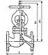 Клапан запорный 15с18п, фото 2