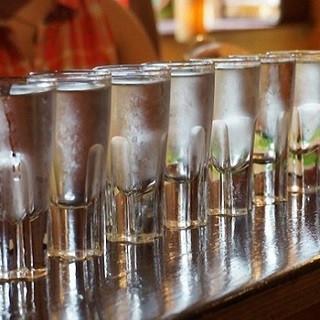 Рюмки и стопки для водки