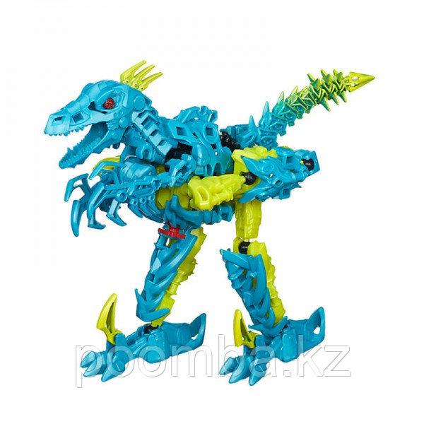 Трансформеры 4 Transformers Констракт-Боты Дино Dinobot Slash