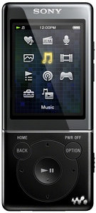 Mp3-плеер Sony NWZ-E473 (Blue, Black, Gold, Red)