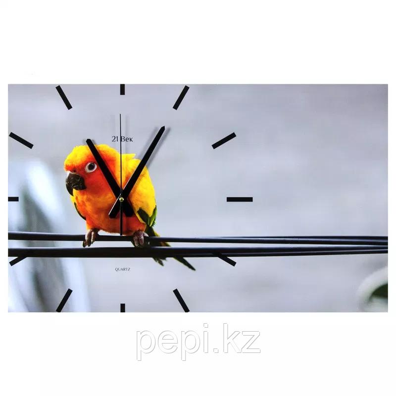 Часы настенные «Неразлучник», 61*37см