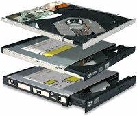 Оптические приводы для ноутбуков