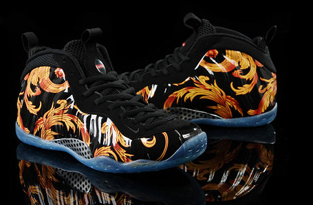 Баскетбольные кроссовки Nike Foamposite One Pro, фото 2
