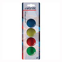 Набор магнитов Attomex 4шт. d35mm # 6021702