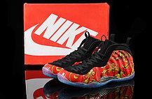 Баскетбольные кроссовки Nike Foamposite One Pro крассные, фото 3
