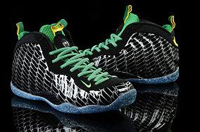Баскетбольные кроссовки Nike Foamposite One Snake