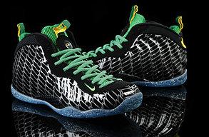 Баскетбольные кроссовки Nike Foamposite One Snake, фото 2