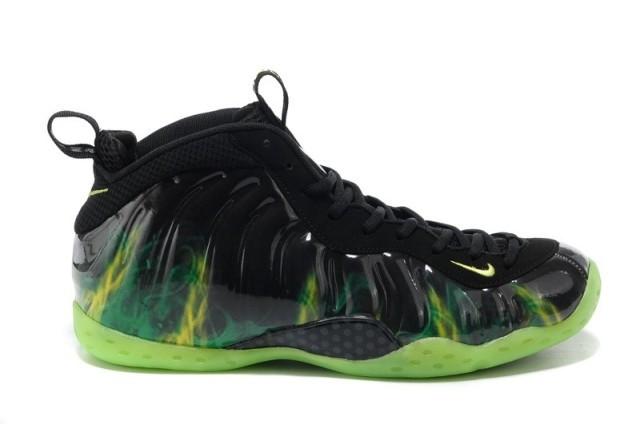 Баскетбольные кроссовки Nike Foamposite One Paranorman