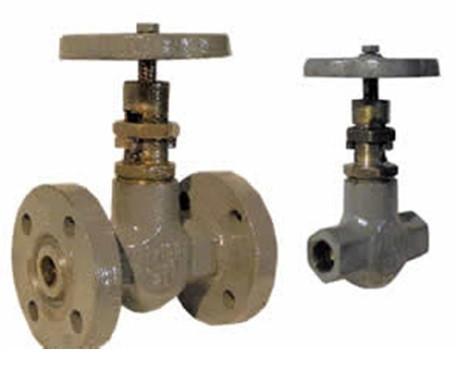 Клапан (вентиль) стальной запорный муфтовый 15c57бк