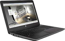 HP ZBook 15 G4 1256GB HDD+SSD