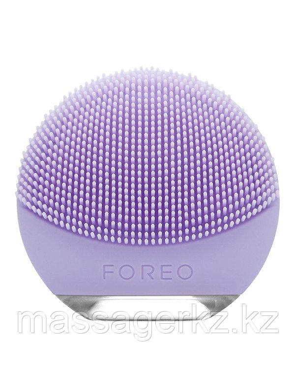 Массажер, аппарат Foreo Компактная щетка для чистки лица и антивозрастного массажа LUNA Go Foreo