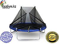 Батут StartLine Fitness 10 футов (305 см) СКЛАДНОЙ с внешней сеткой