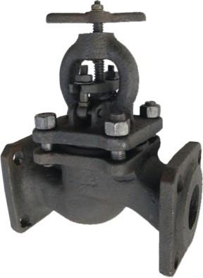 Клапан запорный 15кч 16п1