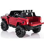 Электромобиль двухместный Hummer HC-9188 (лиценция), красный, фото 6