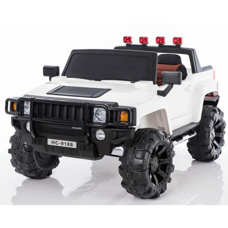 Электромобиль двухместный Hummer HC-9188 (лиценция), белый