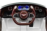 Электромобиль Bentley EXP12 (официальная лиценция), белый, фото 4