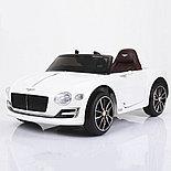Электромобиль Bentley EXP12 (официальная лиценция), белый, фото 2