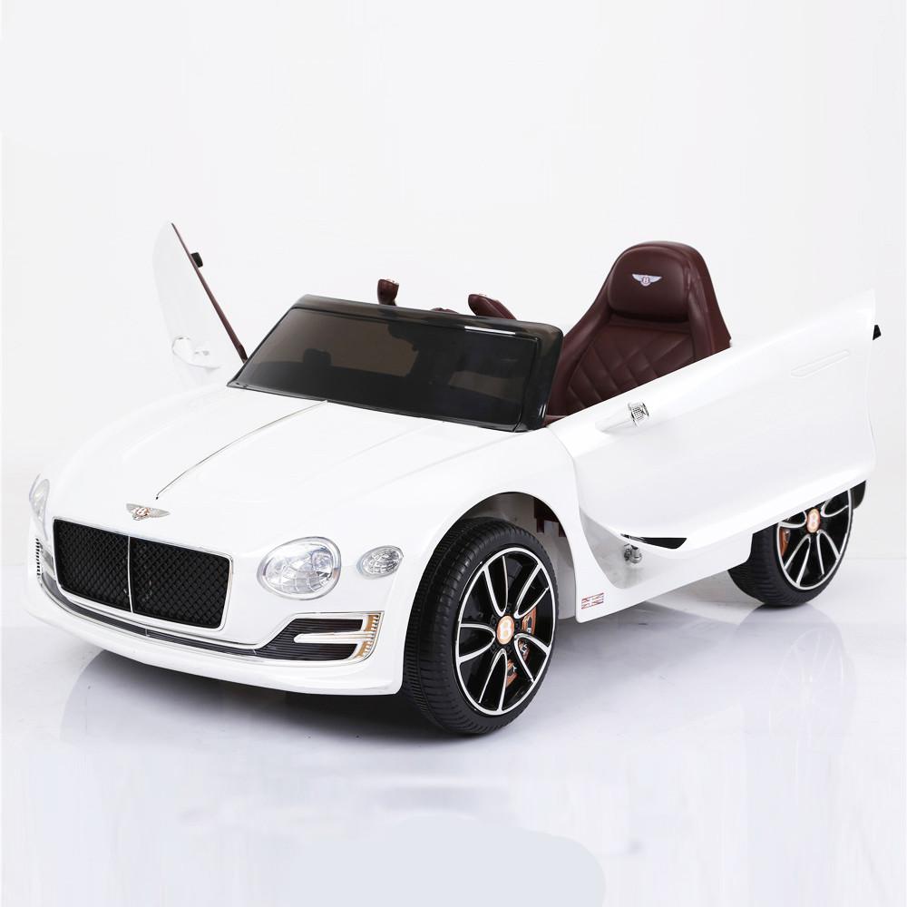 Электромобиль Bentley EXP12 (официальная лиценция), белый