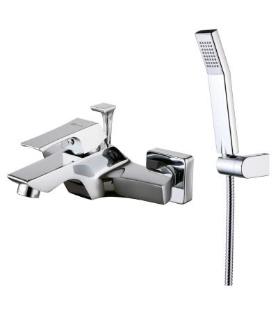 Смеситель для ванны на 3 отверстия LeMark Серия  UNIT LM4502C