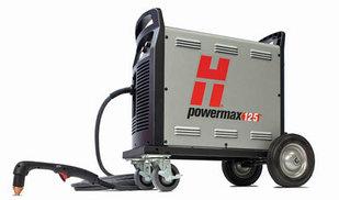 Аппарат плазменной резки Powermax 125 с ручным резаком DURAMAX 7,6 м