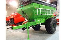 Разбрасыватель удобрений и извести RCW 8 200  (ленточный транспортер)