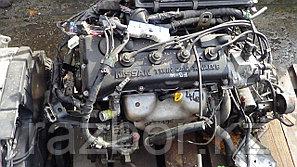 Двигатель GA15 Nissan Sunny