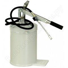 Маслонагнетатель ручной ёмкостью 16 л , производительность 0,13л. За одно нажатие, шланг 1,5м.