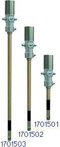 Насос солидолонагнетателя 50:1 для бочек 180/200 кг.