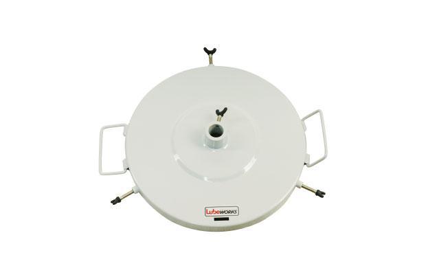 Крышка d. 310 мм для пневматического солидолонагнетателя 20/30 кг.
