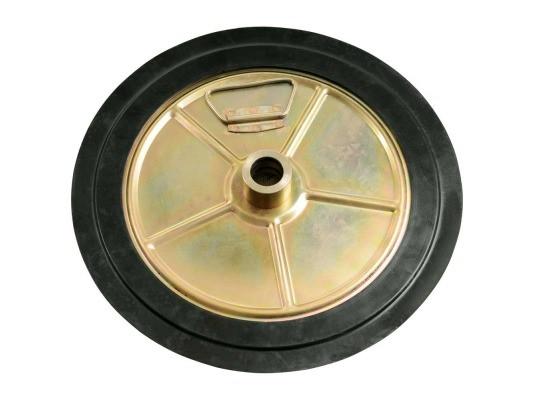 Мембрана d . 370 мм для пневматического солидолонагнетателя 50/60 кг.