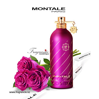 Парфюм Montale Roses Musk 100ml (Оригинал - Франция)