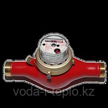 Счётчик горячей воды многоструйный (Sensus) M-T 90 QN 10 AN ду 40