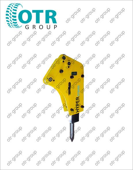 Гидромолот на экскаватор погрузчик Terex 860 ELITE