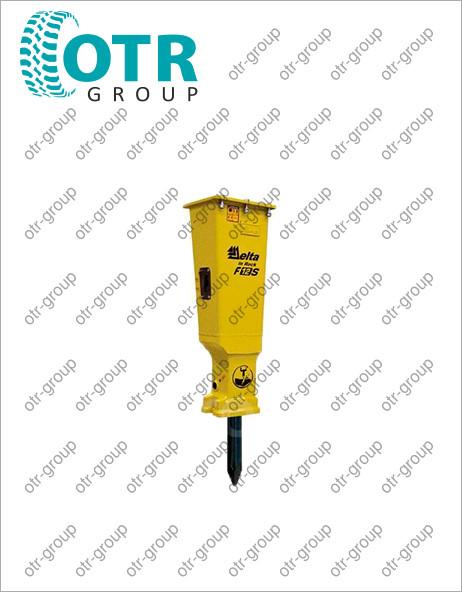 Гидромолот на экскаватор погрузчик Terex 860