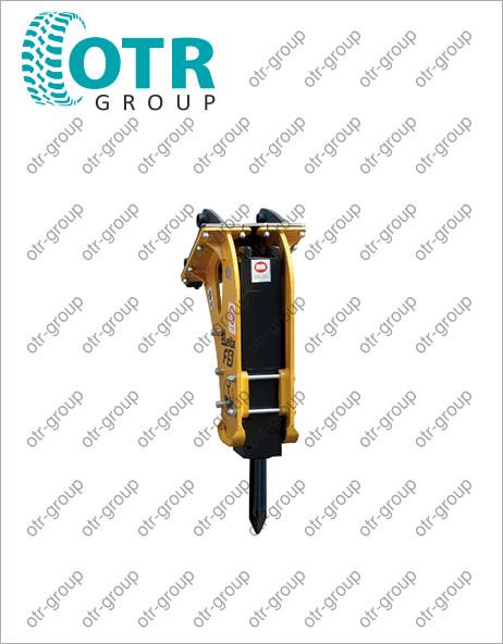Гидромолот на экскаватор погрузчик Terex TLB 990